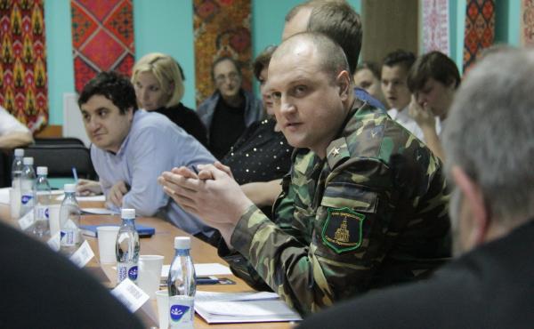 Круглый стол по проблемам патриотического воспитания подростков и молодежи на Южном Урале