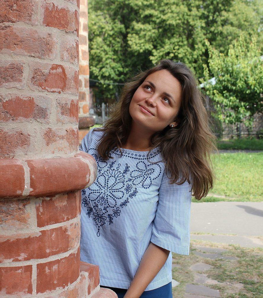 Анастасия Антусева