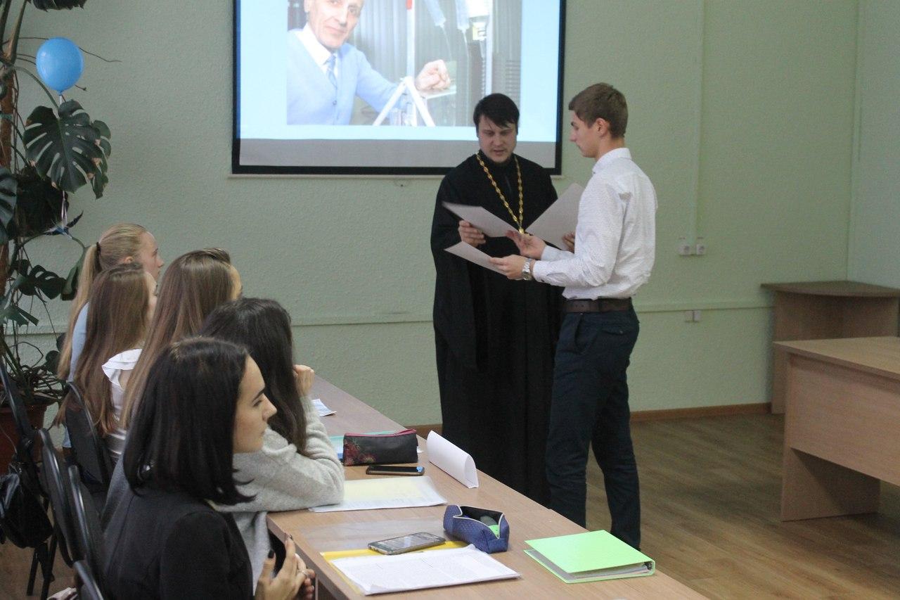 26 октября в Златоусте состоялось первое заседание аналитического клуба «Точка