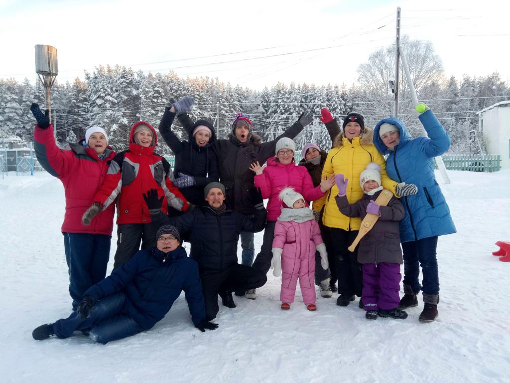 10-14 января в Екатерининском будут проводиться Международные молодежные сборы «Рождество в Сибири 2018»