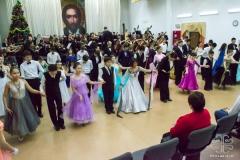 13 января в Якутске прошел III Рождественский молодежный бал