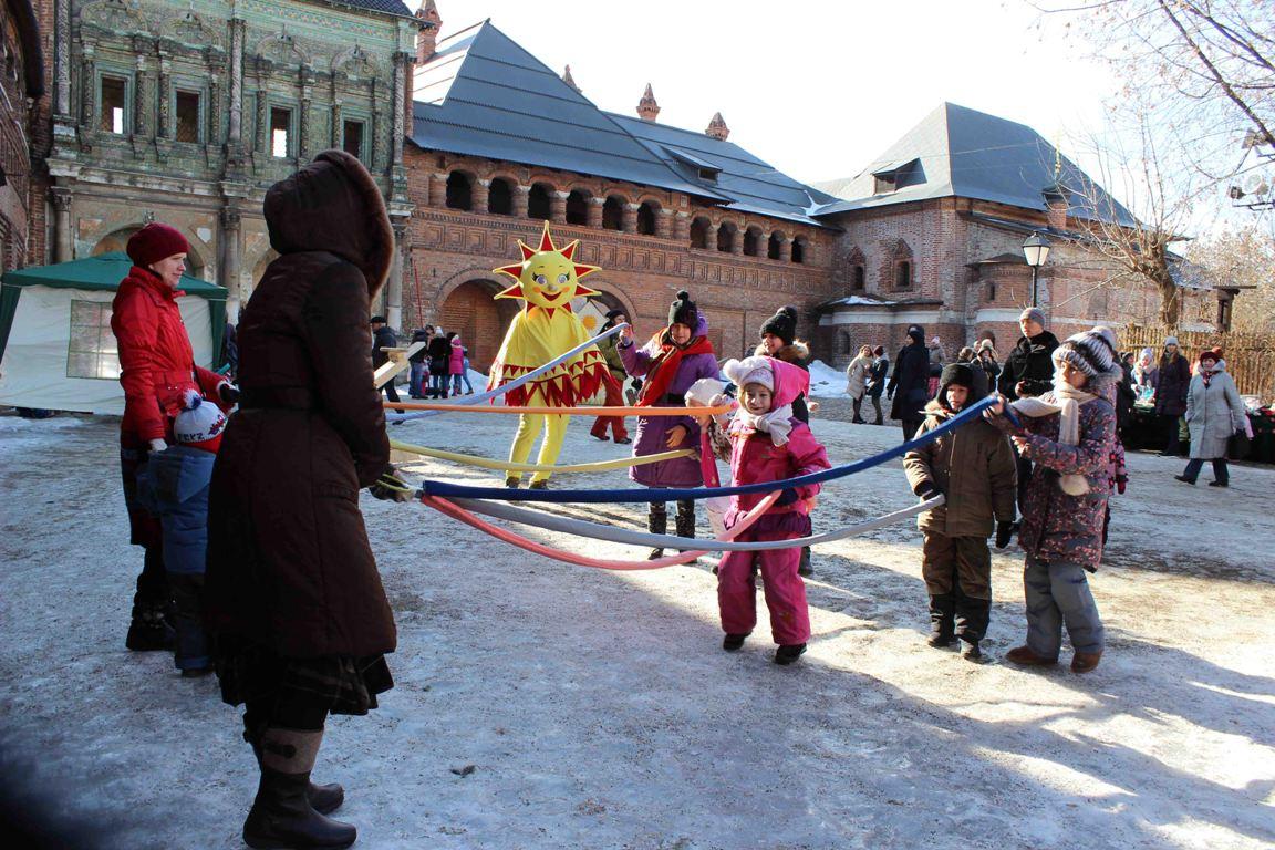 11 февраля на Крутицком Патриаршем подворье пройдет ярмарка воскресной школы