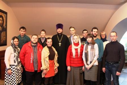 4 февраля в Иваново состоялась коллегия отдела по делам молодёжи Иваново-Вознесенской епархии