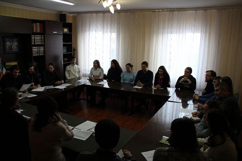 Во Владимире прошло заседание Молодёжного совета епархии