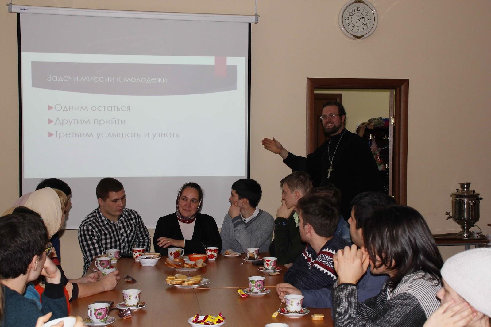 4 февраля в Тейково прошла молодёжная коллегия Шуйской епархии
