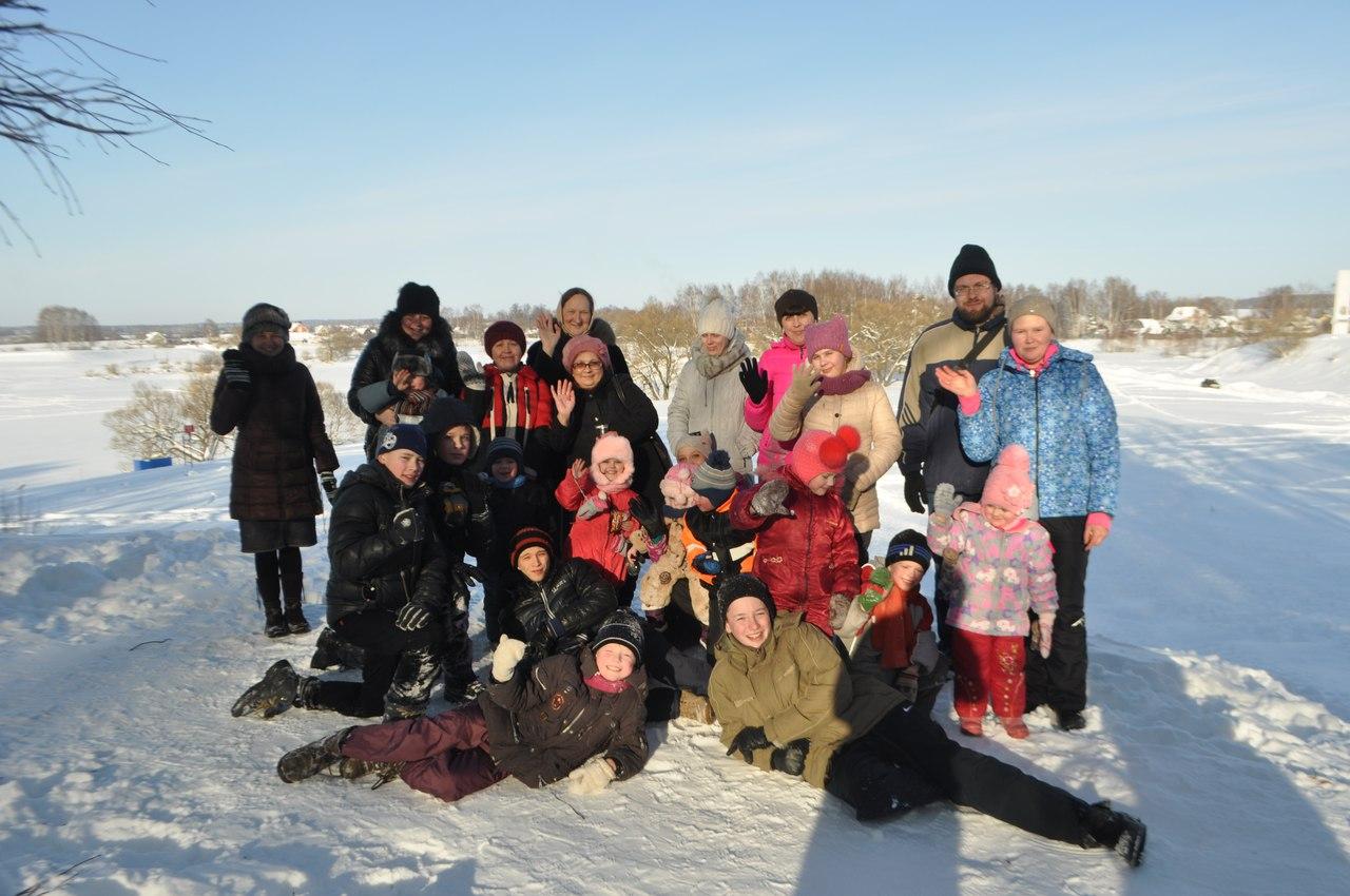 11 февраля в Шуе встретили День Православной Молодёжи