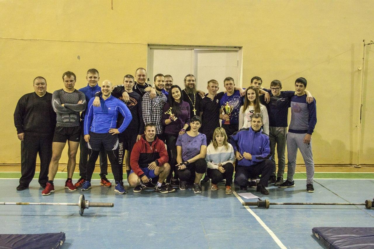 7 марта в Николаевском округе Покровской епархии состоялся открытый турнир по кроссфиту