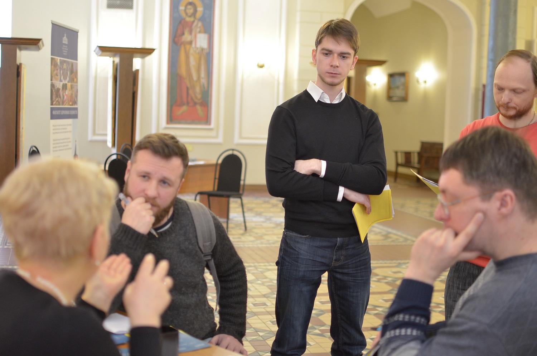 11 марта в Православном Свято-Тихоновском гуманитарном университете состоялся день открытых дверей