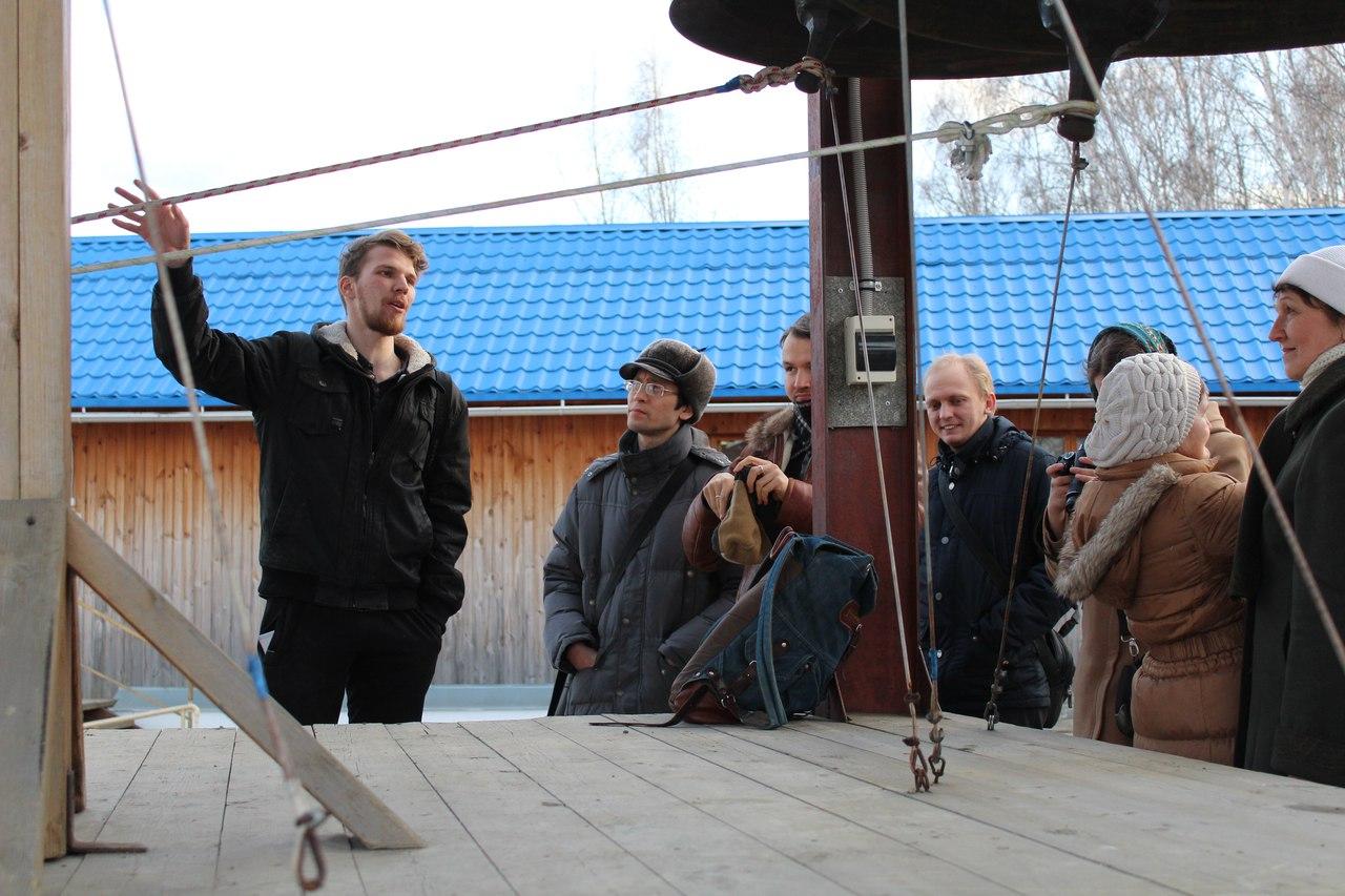 Уральская молодежь в «звонильную» неделю вдоволь насладилась колокольным звоном