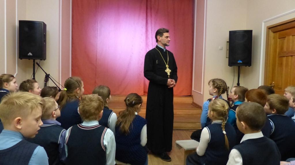 16 апреля в Тульской епархии прошли Пасхальные  благотворительные спектакли