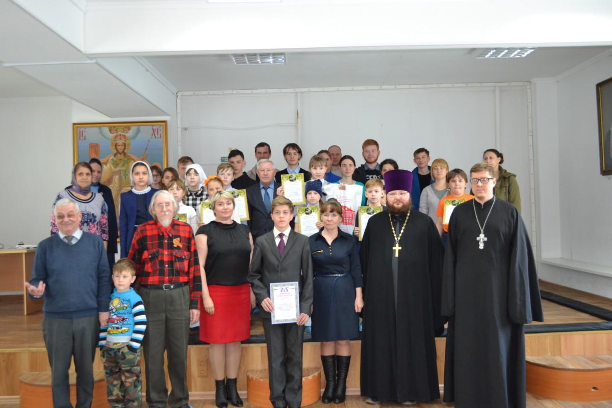 13 мая состоялся IV тур Кирилло-Мефодиевской олимпиады среди учащихся воскресных школ Курганской митрополии