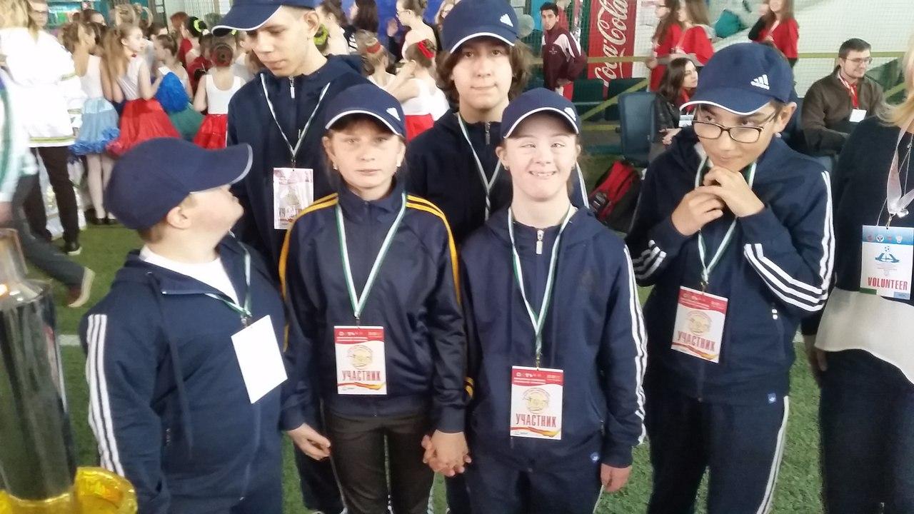 C 6 по 8 сентября в Казани пройдут соревнования для детей и подростков с ограниченными возможностями»Победим вместе»