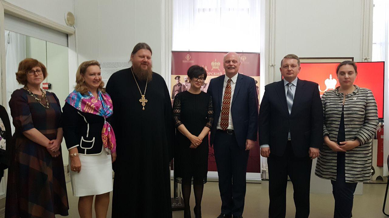 Руководитель отдела по делам молодежи Екатеринбургской епархии принял участие в памятных мероприятиях, в честь 100-летия убийства великого князя Михаила Александровича в Перми