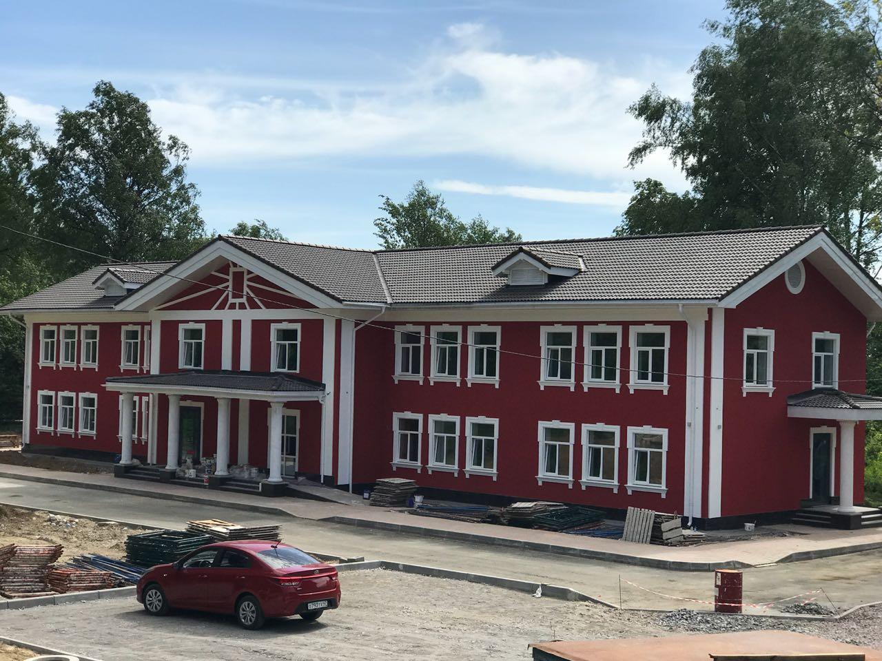 Молодежный отдел Выборгской епархии  переехал в здание одного из крупнейших  духовно-просветительских епархиальных  центров