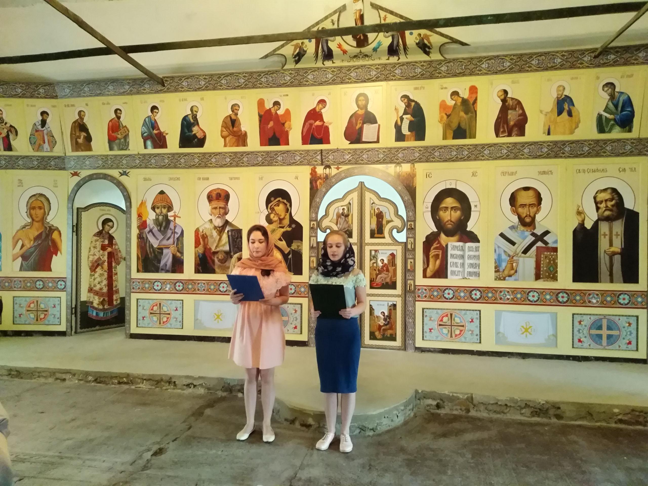 Кинешемская епархия: волонтёры «Православного фронта»