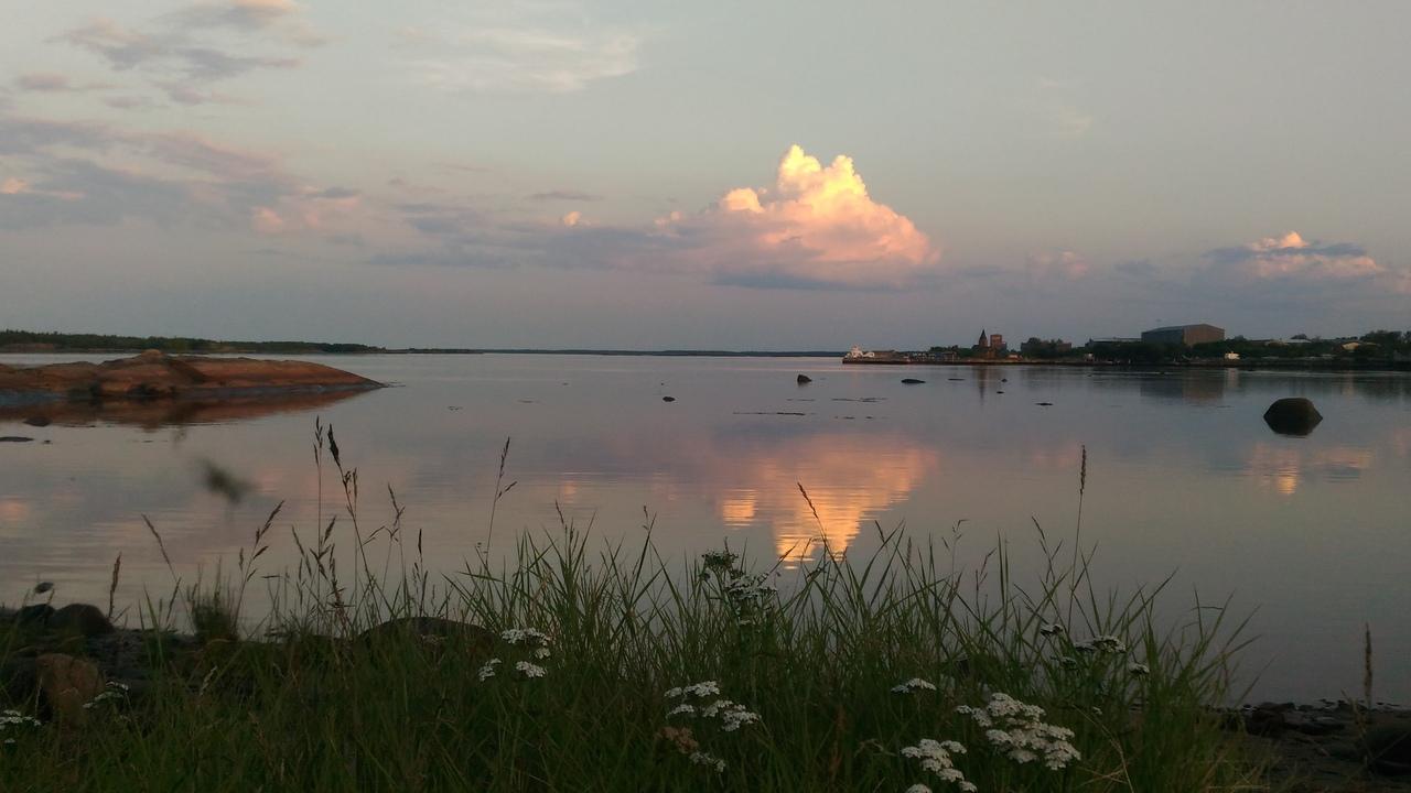 Воронежские трудники на Соловках