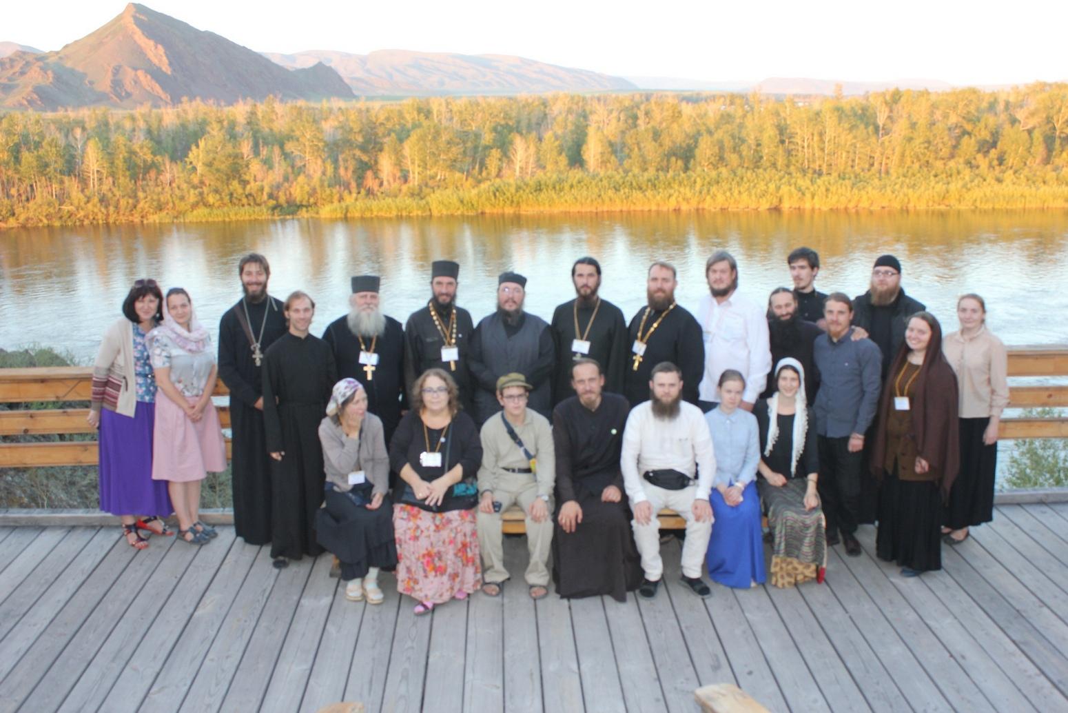 Итоги IV Миссионерского семинара-практикума православной молодежи сибирских епархий в Туве