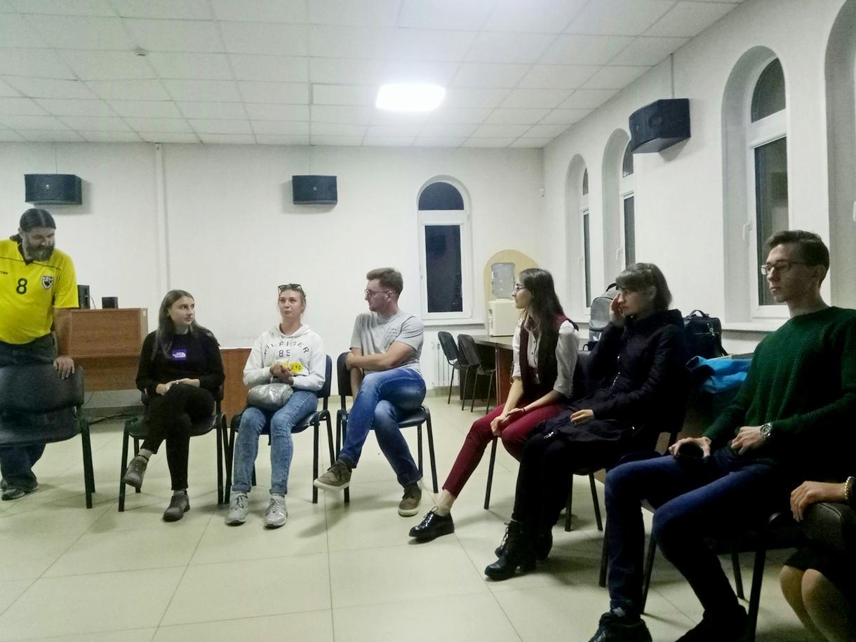 11 сентября состоялась встреча студенческого актива Кузбасской межвузовской Ассоциации