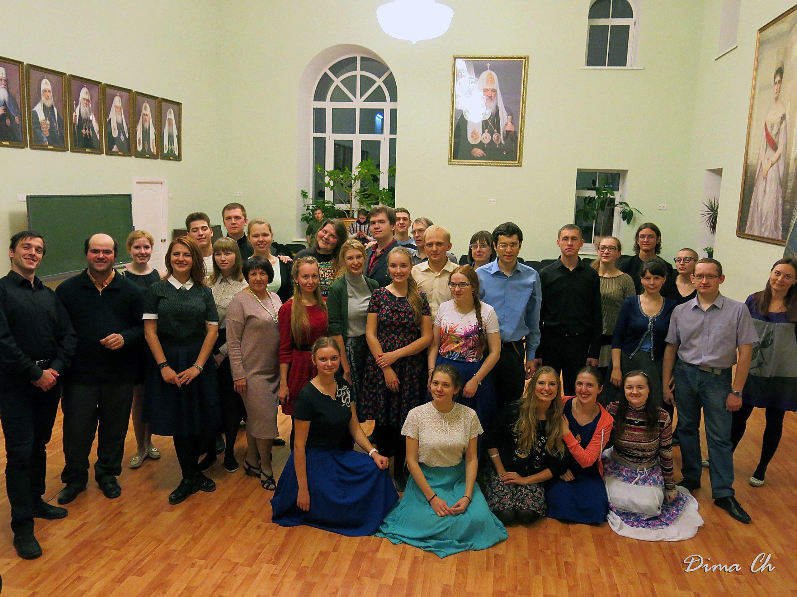 В Екатеринбургской епархии начинается подготовка к традиционному осеннему балу православной и светской молодежи