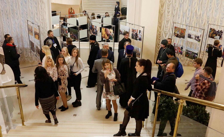27 октября в Саранске открылся IV Межрегиональный образовательный форум «Пересвет»