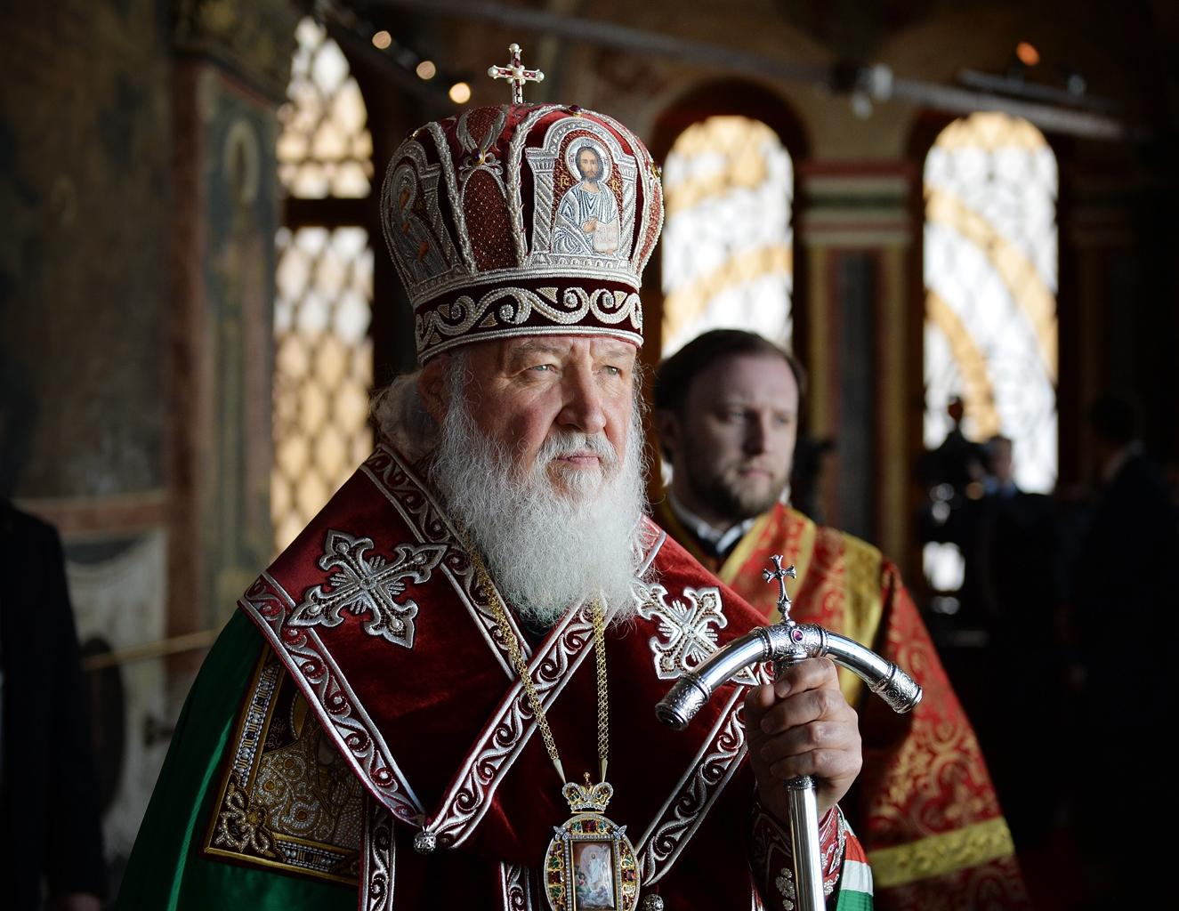 Православная молодежь поздравляет Святейшего Патриарха Московского и всея Руси Кирилла с Днем рождения