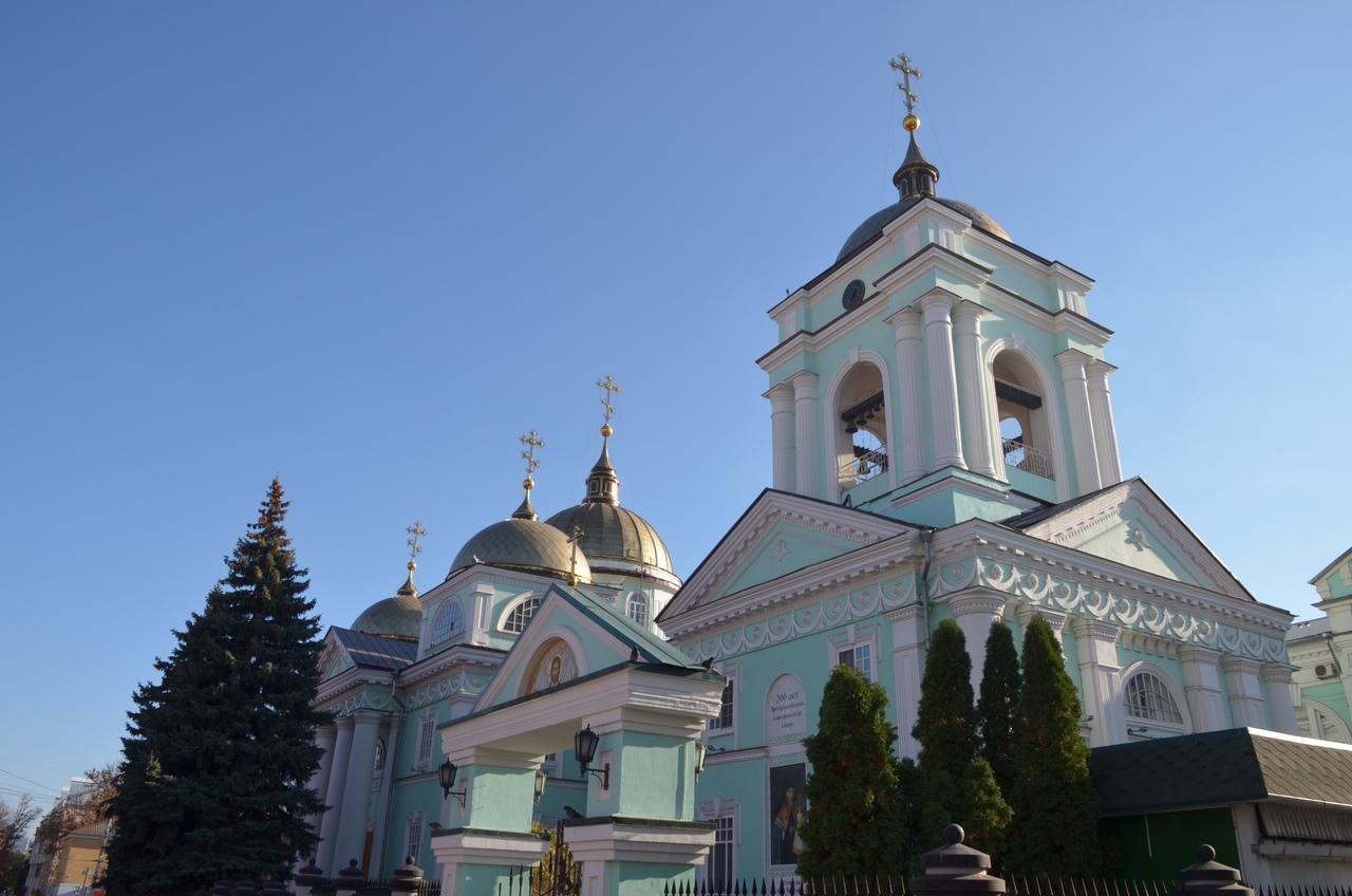 Православные воронежцы совершили паломническую поездку по святым местам Белгорода