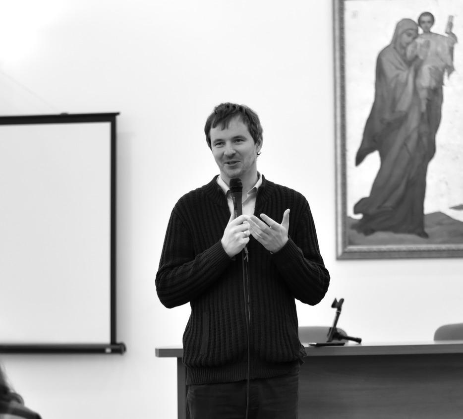 Интервью с Евгением Лобановым — основателем форума «QUO VADIS?», сотрудником Синодального отдела по делам молодежи Белорусской Православной Церкви