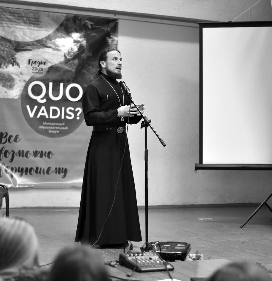 Интервью с архимандритом Иоасафом (Перетятько), известным в православной среде проповедником и организатором украинских молодежек и слетов
