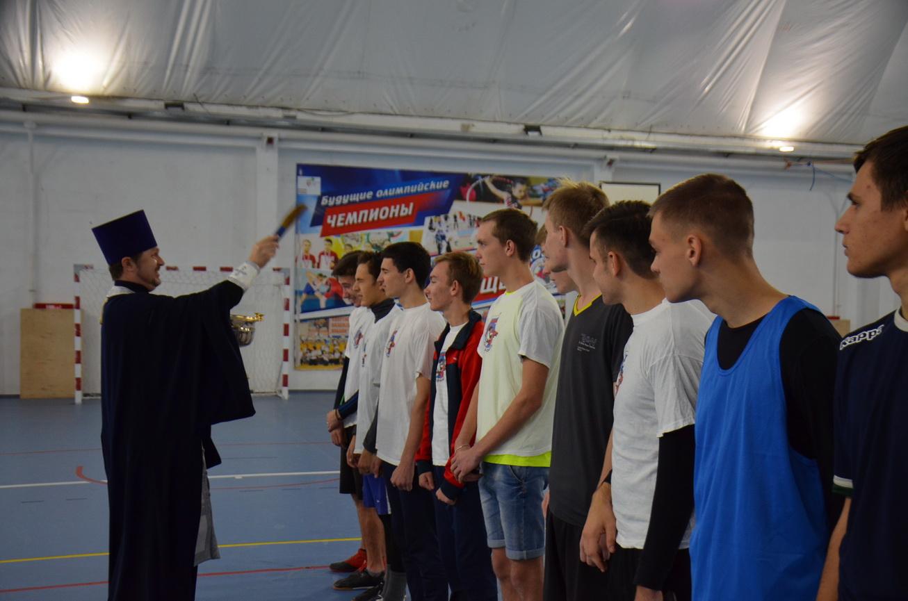В Темрюке состоялся очередной ежегодный турнир по мини-футболу среди студенческой молодежи филиалов средне-специальных и профессиональных учебных заведений