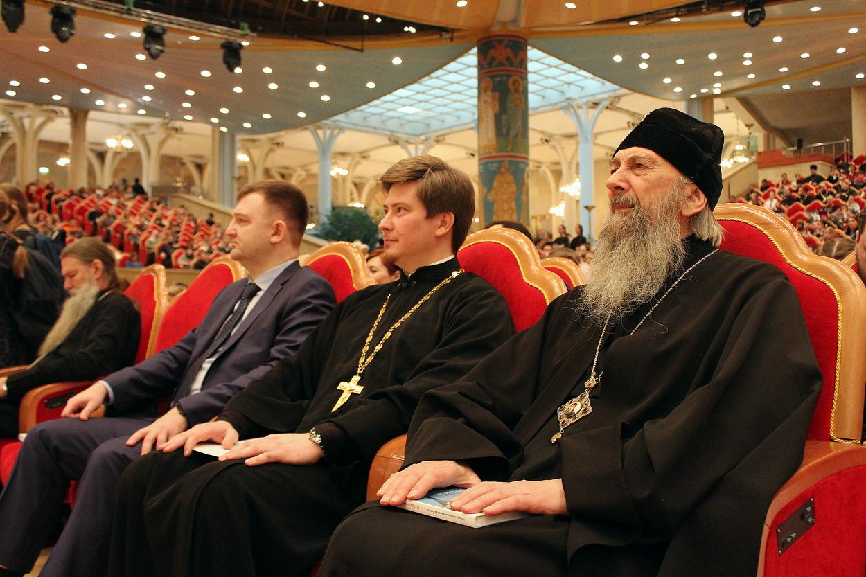 28 января  в Храме Христа Спасителя состоялась международная конференция «Перспективы и возможности развития Всецерковного  православного молодежного движения (ВПМД)»