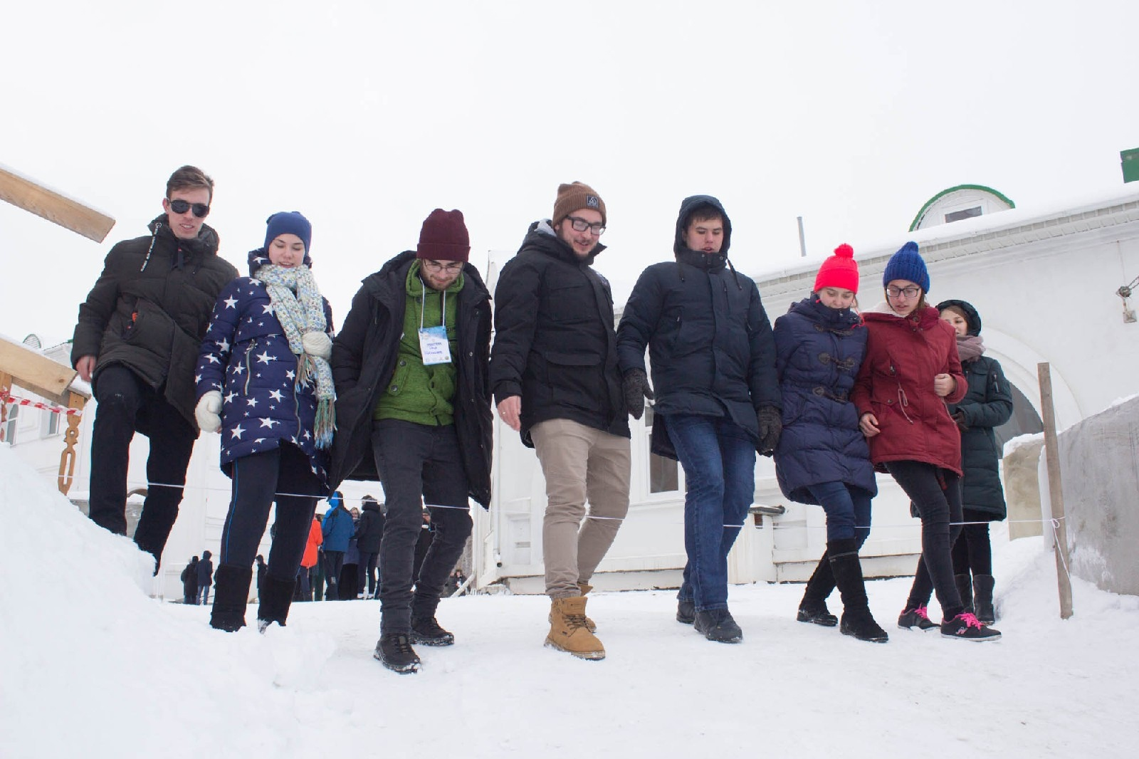 Январский сбор-2019 актива православной молодежи Челябинской епархии