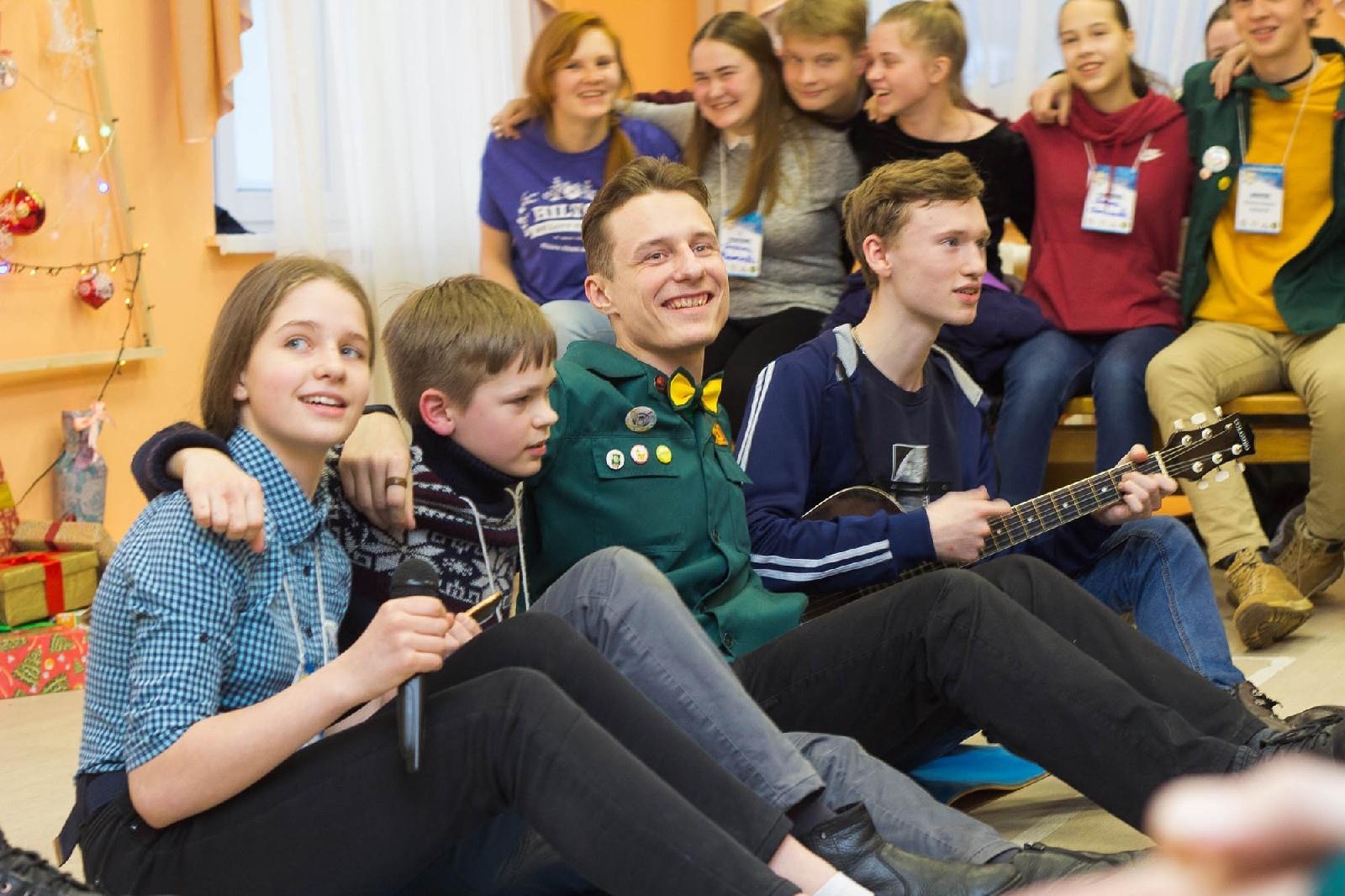 Перезагрузка молодежного актива челябинской епархии: январский сбор-2019 собрал более ста участников