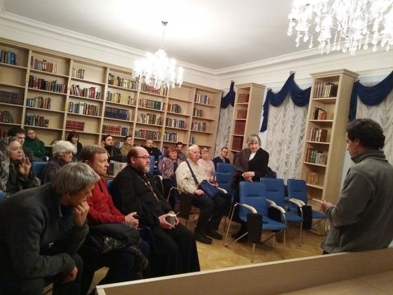 Об онкологии с позиций врача и священника: в Екатеринбургской епархии состоялся очередной «Диалог науки и религии»