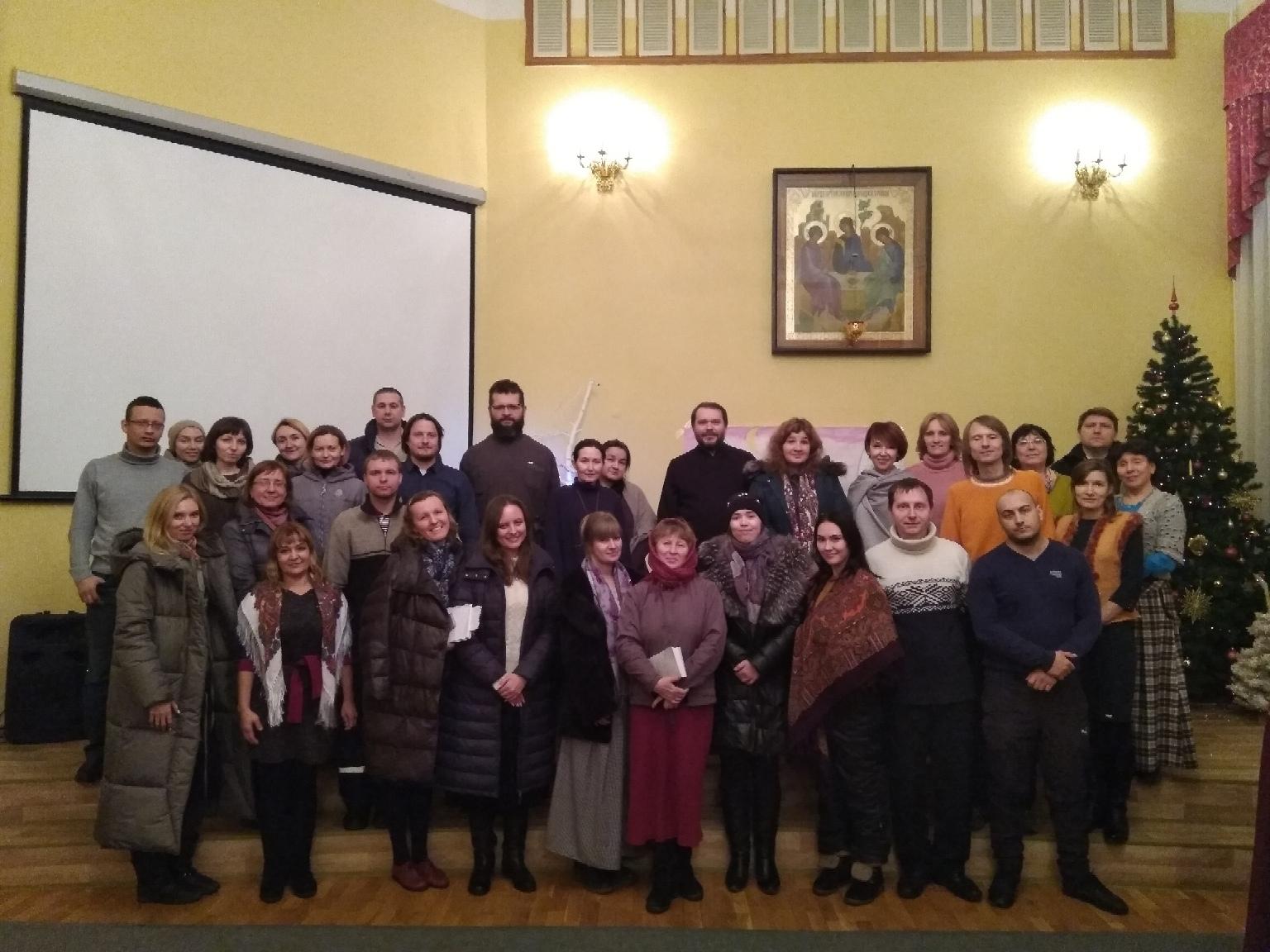 Самарская епархия: Школа православного апологета