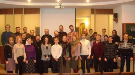 10 февраля 2019 г. в г. Кохма прошла молодежная коллегия Ивановской Митрополии