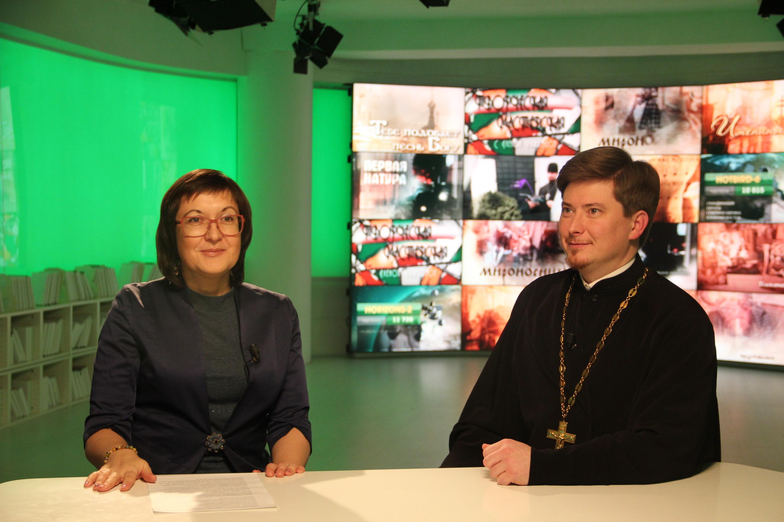 Завершился визит и.о. председателя Синодального молодежного отдела в Екатеринбургскую епархию