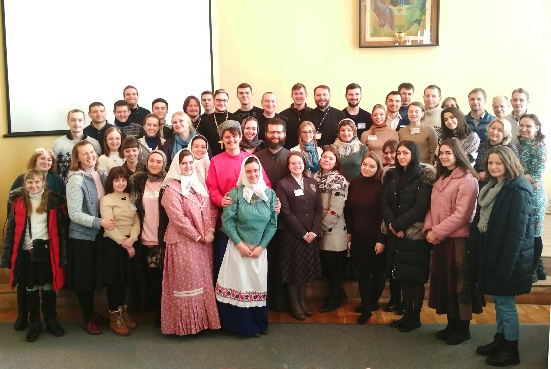 X Зимний межрегиональный образовательный слёт-форум православной молодежи «Единство духа в союзе мира»