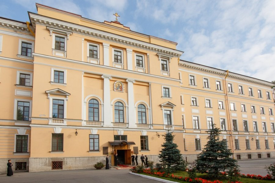 В Санкт-Петербургской Духовной Академии создан  «Межвузовский координационный центр»