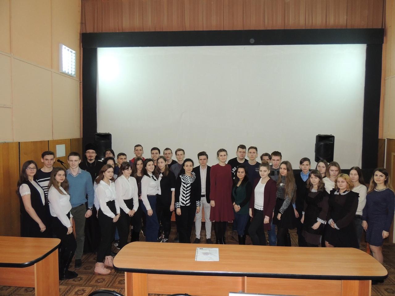 Председатель отдела по делам молодежи Александровской епархии принял участие во встрече с заместителем председателя комитета по молодежной политике администрации Владимирской области в Юрьеве-Польском