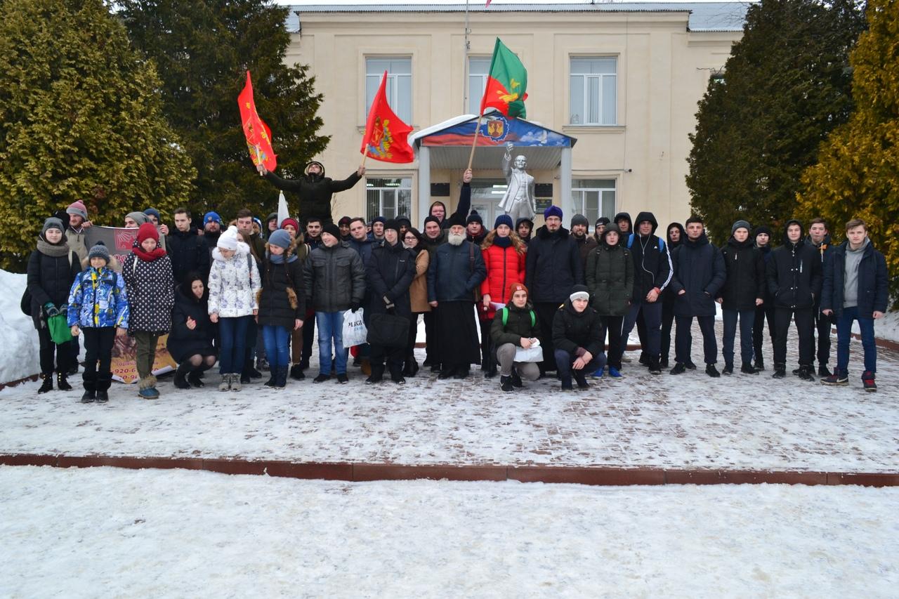 Сретенский турнир к Дню православной молодежи