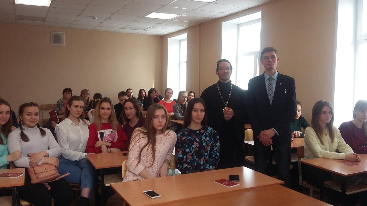 В Симбирской епархии продолжается цикл мероприятий ко Дню православной книги.