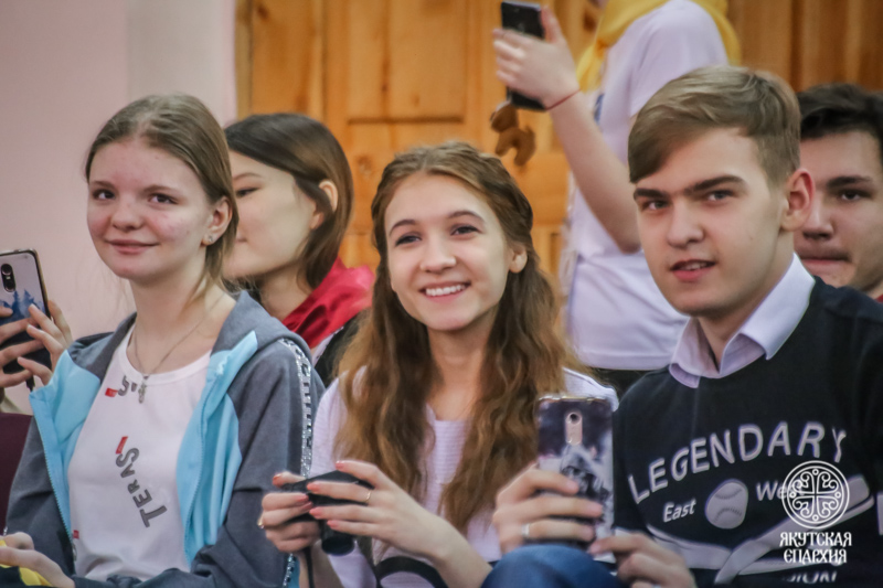 VIII Православный съезд молодежи Якутии: день второй «Учимся правильно говорить, делаем добрые дела и участвуем в квесте»