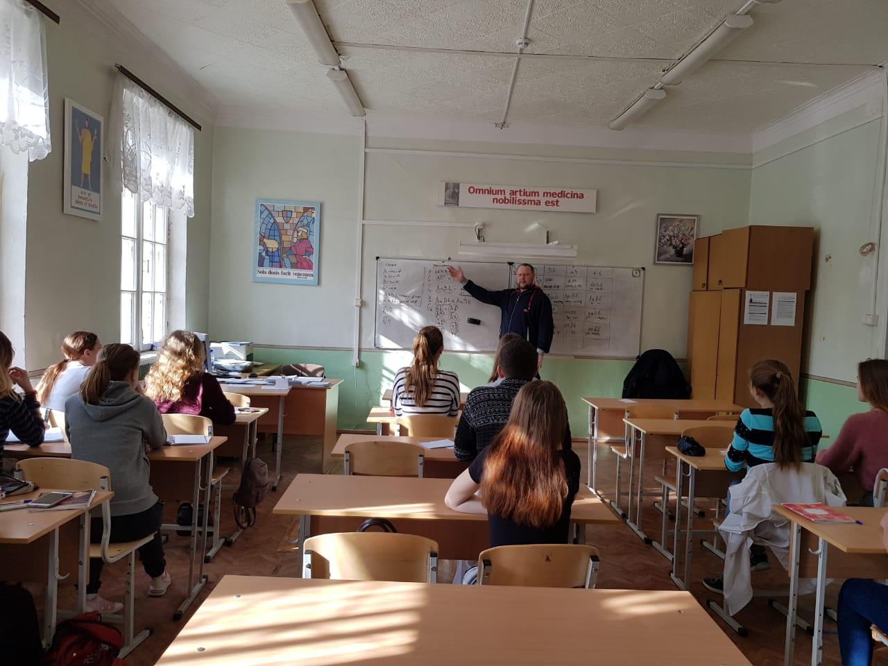 Средне-специальные учебные заведения Каменск-Уральского присоединились к проекту Екатеринбургской епархии «Русский силомер»