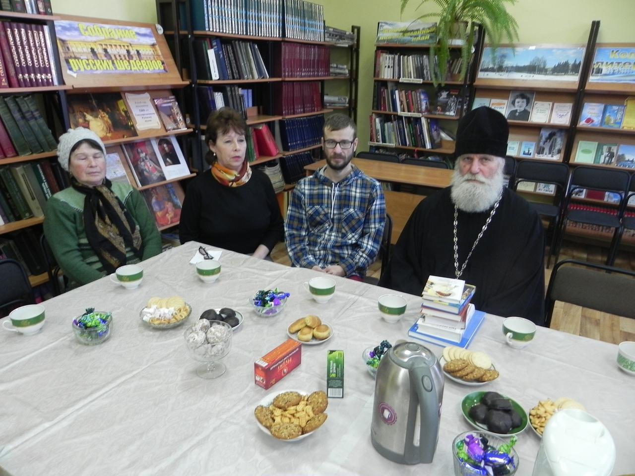 В Кольчугино прошла акция, приуроченная к Дню православной книги