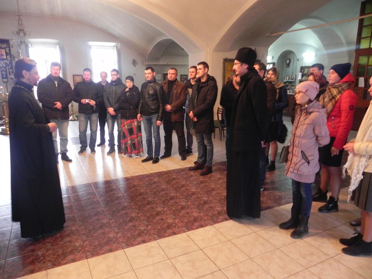 В Киржаче состоялось очередное заседание Молодёжного совета Александровской епархии