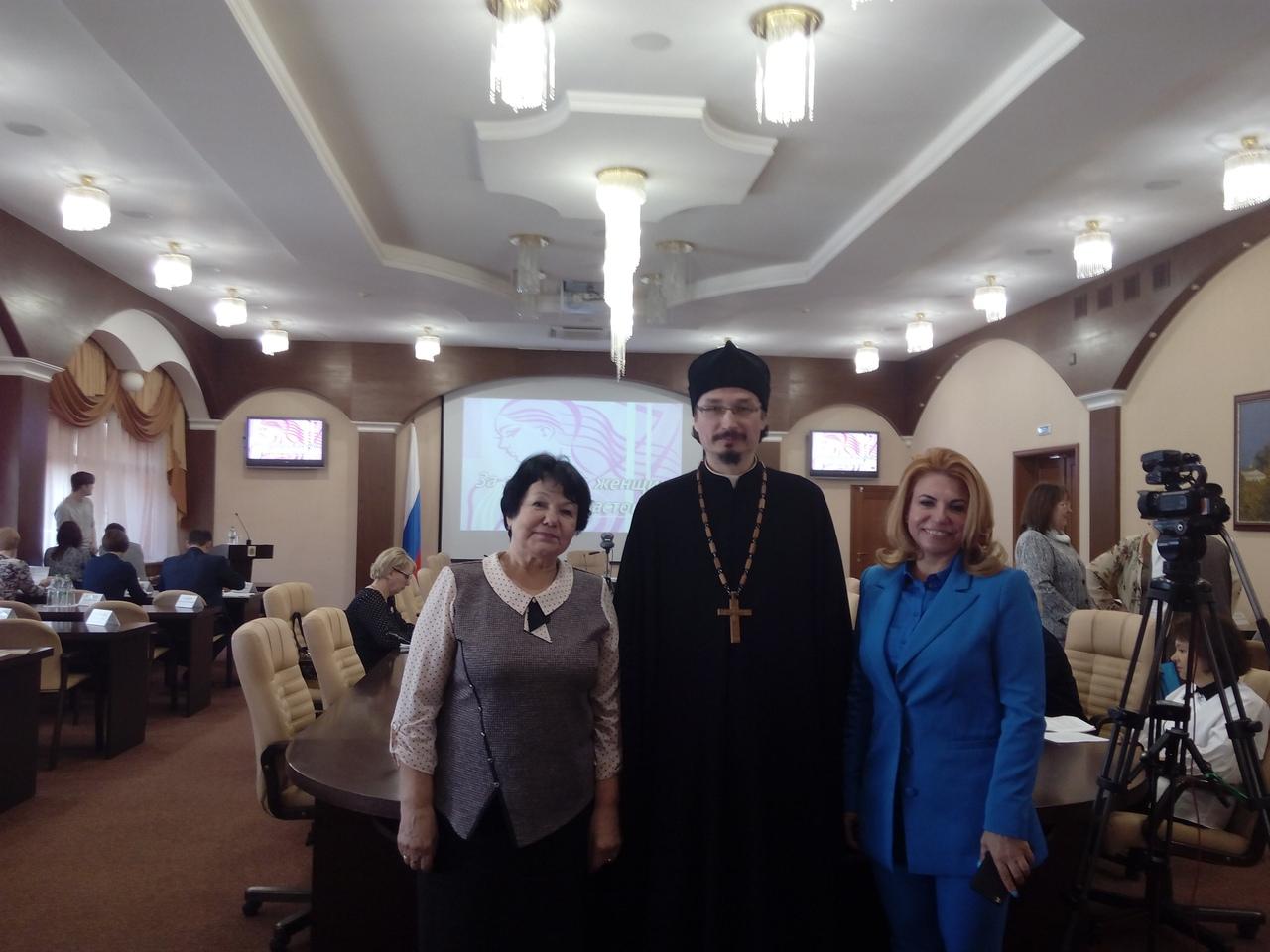 Председатель Епархиального отдела по делам молодежи Александровской епархии принял участие в мероприятиях администрации Владимирской области