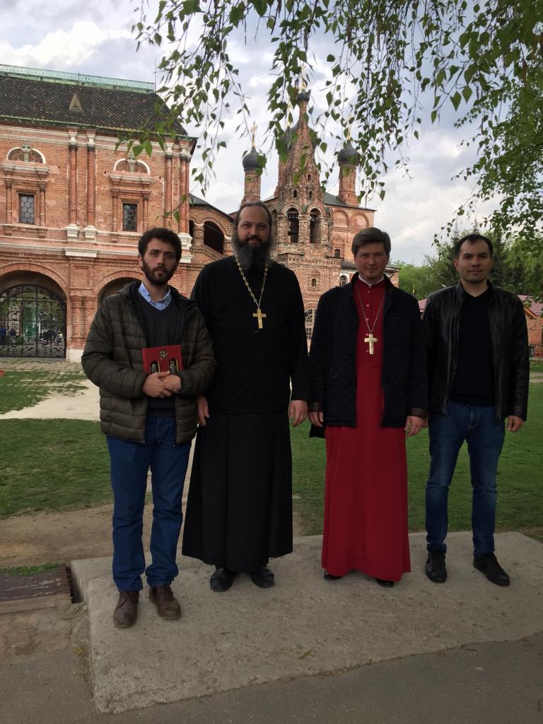С 1 по 8 мая проходил визит в Россию актива молодёжного движения из Аргентины